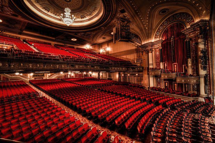 Akron Ohio Downtowm Movie Theater S