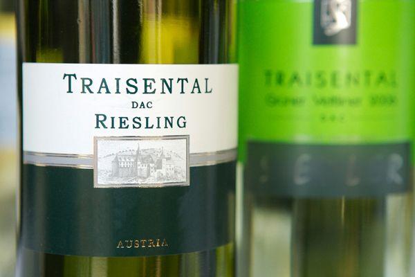 Австрийские вина: сорта и регионы