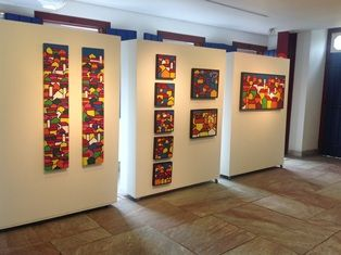 cores centro cultural UFMG - Pesquisa Google