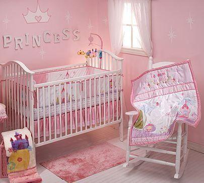 disney princess crib bedding set 1