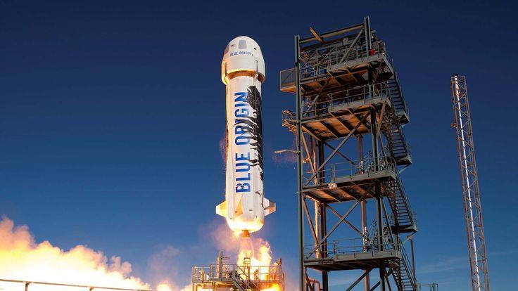 Jeff Bezos veut lancer un service de livraison spatiale sur la Lune (Ratiatum)