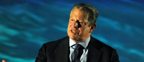 Al Gore once again suggests 'fertility management' to fight global warming. Can we say Population Control!