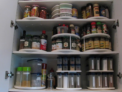 Lazy Susan Spice Rack Adorable 114 Best Kitchen Storage Images On Pinterest  Kitchen Storage Home Inspiration