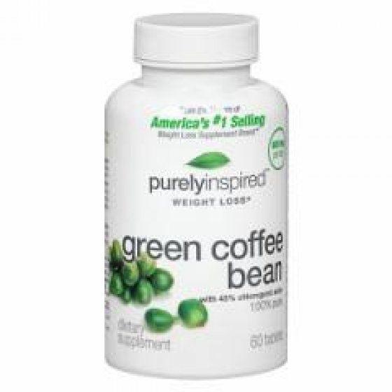 Purely Inspired Green Coffee Bean (60 kapszula)