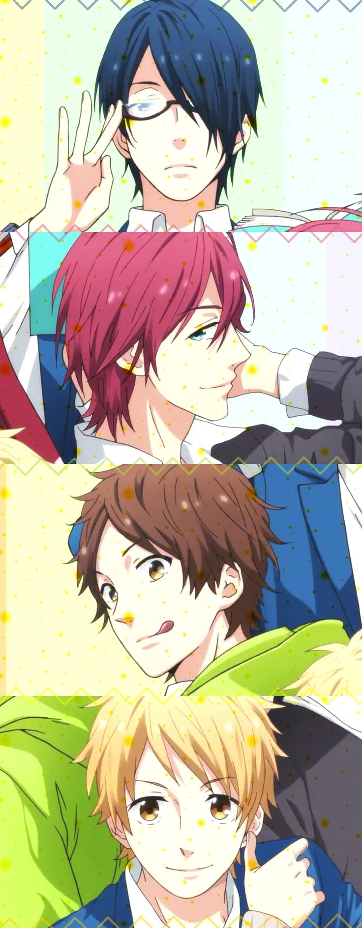 Niji iro days anime a nice show d anime romantic