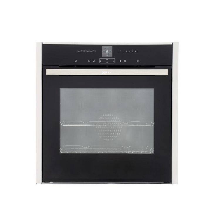 Buy Neff B17CR32N1B Single Built In Electric Oven - Stainless Steel | Marks Electrical