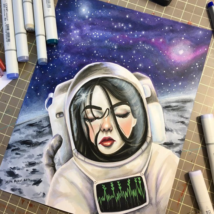 strong astronaut comic - photo #14