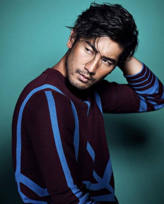Godfrey Gao Daily