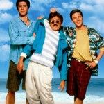 Weekend at Bernies cast then and now