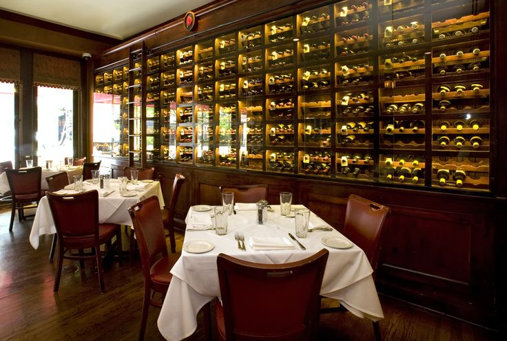 If you want an outstanding Chicago steakhouse, Rosebud Steakhouse is the place to go. Take a seat in the welcoming atmosphere of Rosebud Steakhouse.