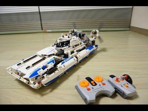 LEGO Technic 42025 model B moterized RC