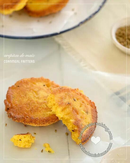 241 best dominican recipes images on pinterest dominican arepitas de maiz recipe video cornmeal fritters a delicious side dish that can also be served as hors doeuvres forumfinder Gallery