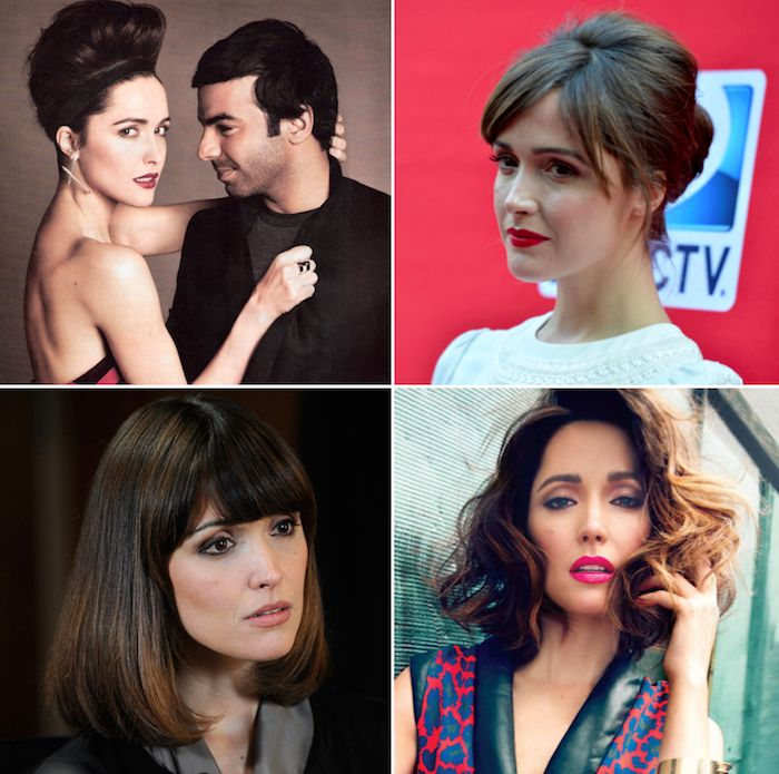 The Rose Byrne Hair Diaries: From the 'Anna Wintour' to Beachy Waves