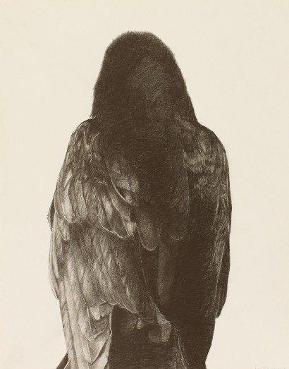 Irene Veltman - 'Untitled', 38 x 29,5 cm, Pencil on paper, 2014