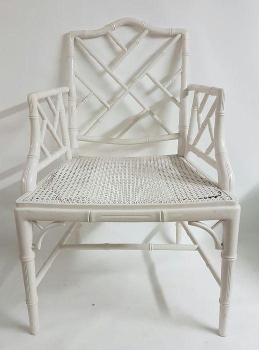 Catawiki pagina online de subastas Atractivo sillón de bambú de imitación…