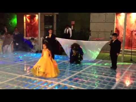 ¡El mejor baile sorpresa de padre e hija en su quinceañero! - YouTube