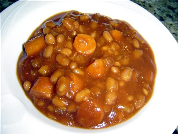 Crock Pot Beans 'n Wieners. Photo by Chris from Kansas