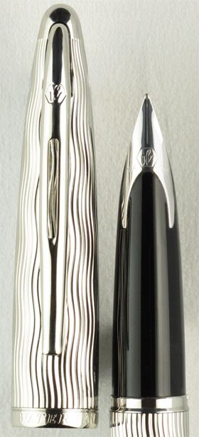 Waterman Carene Essential  Silver Fountain Pen