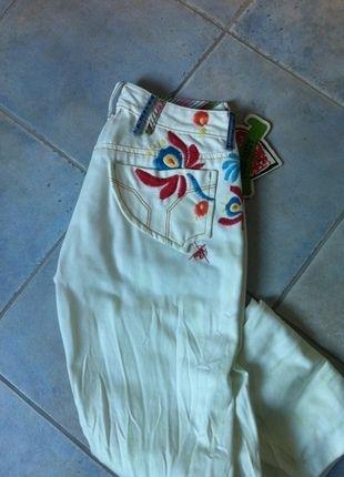 Kaufe meinen Artikel bei #Kleiderkreisel http://www.kleiderkreisel.de/damenmode/jeans/126103850-miss-sixty-jeans-fidel-weiss-gr29-neu