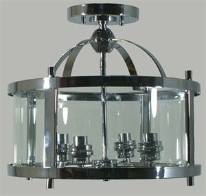 Northern Lighting Online Shop. Vermont 4 Light Close To Ceiling (Vermont/CTC) Lighting Inspations - Northern Lighting $378