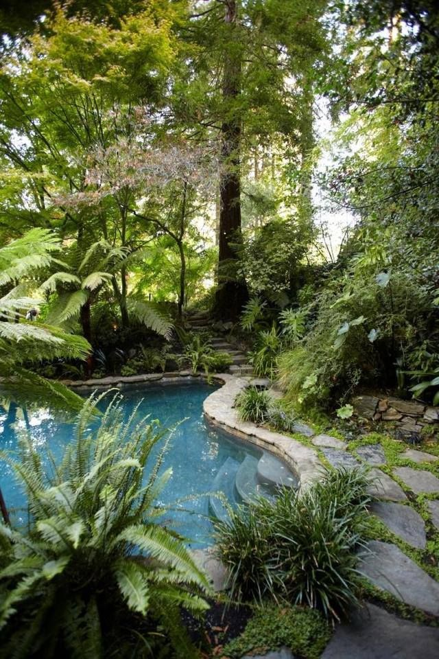 17 mejores ideas sobre balnearios de aguas termales en for Piscinas biologicas