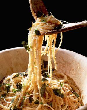 スパゲティのたらこバターペーストあえ   大久保恵子さんのレシピ ...