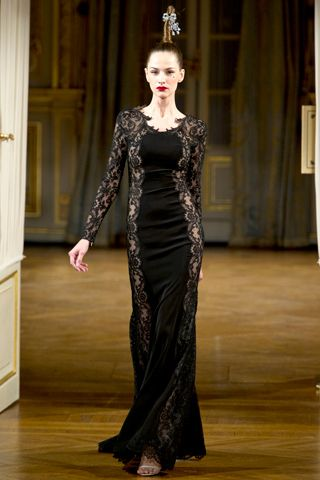 fall 2012 couture  Alexis Mabille