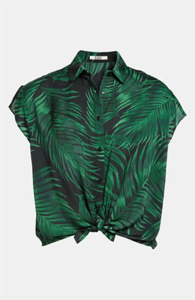 Been searching for a toned-down 'Hawaiian' print shirt.