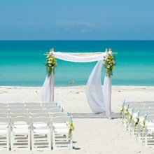 Hilton Longboat Key Beachfront Resort Wedding Ceremony Reception Venue Florida