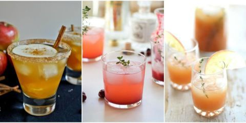 13 Thanksgiving Cocktails - Recipes for Fall Holiday Drinks