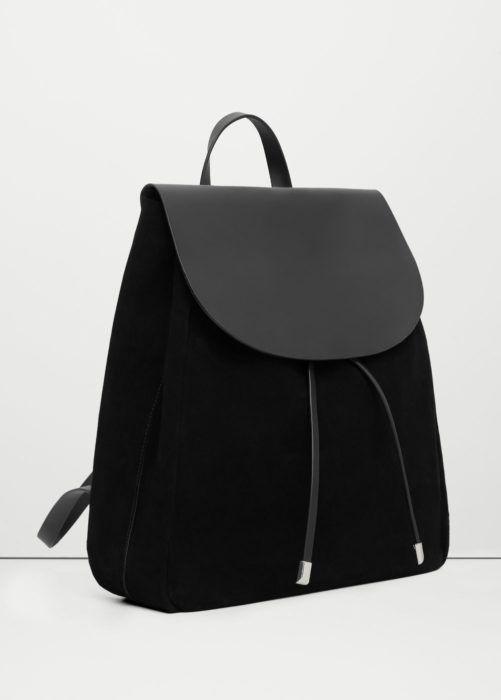 Mochilas, mochilas, mochilas. Muchos colores, estilos y