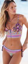 54 Great Bikinis From The VS Swim 2015 Lookbook - Style Estate -