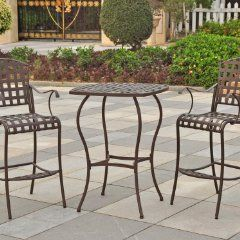Find This Pin And More On Bar Height Patio Furniture By Top5collections.