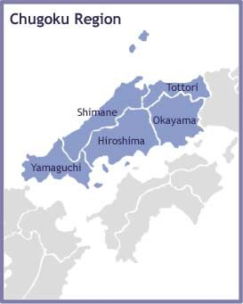 Chugoku region