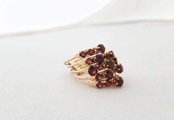 Antique Turkish Ring Gold