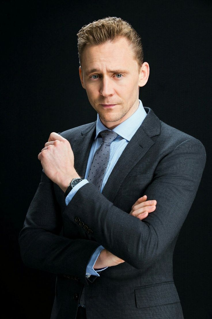Tom Hiddleston photographed by Kirk McKoy for Los Angeles Times