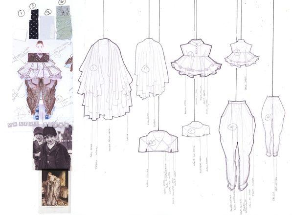 Fashion Design Ideas best fashion design ideas beautiful elegants fashion desugn Fashion Sketchbook Fashion Design Portfolio Outfit Design Development Creative Layouts Rebecca Thomson Awesome Sketchbooks Pinterest