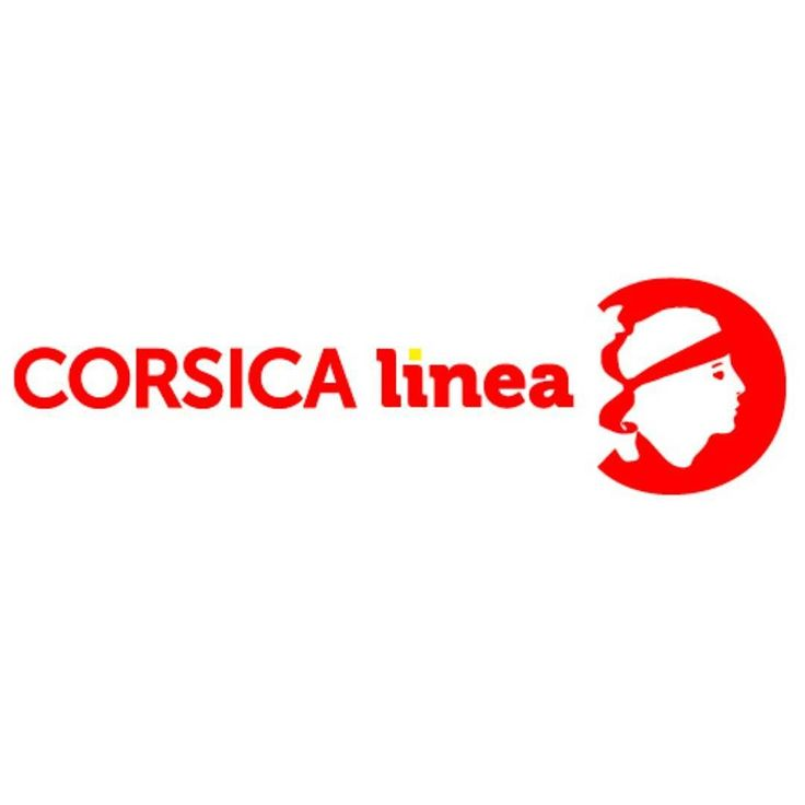 #New #logo #CorsicaLinea #compagniemaritime de #CorsicaMaritima