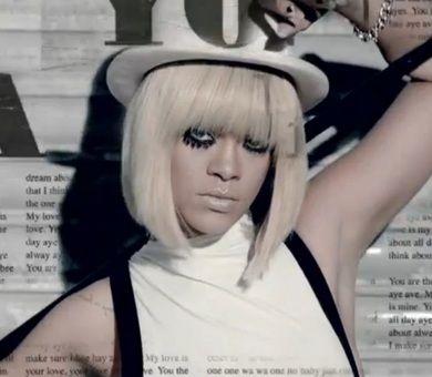 Rihanna You Da One Clockwork Orange | Illuminati Symbolism