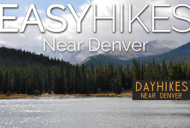 Easy Hikes Near Denver Colorado | Day Hikes Near Denver - Explore The Best Hiking in Colorado