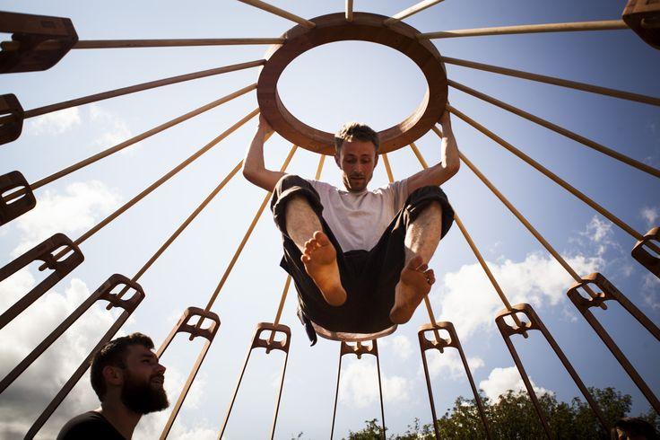 Hanging Around http://trakke.co.uk/the-jero-yurt-origins/