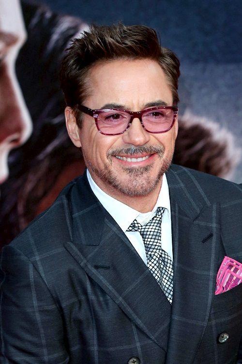 """Robert Downey Jr. at the premiere """"Captain America: Civil War"""" in Berlin, April…"""
