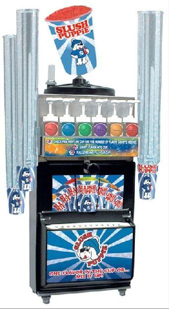 #4 Both kids want these maybe we can get one for both. Stoelting Slush Puppie 100-C Slush Machine