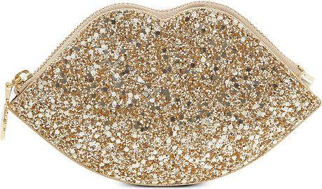 lip coin purse