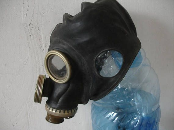 Soviet gas mask GP-5/ Russian Gas mask military