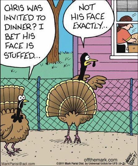 Thanksgiving funny