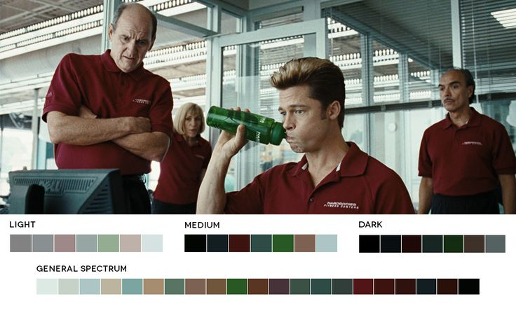Pretty fascinating, especially to graphic designers or artists who are interested in color composition. MoviesInColor.com blog is awesome!