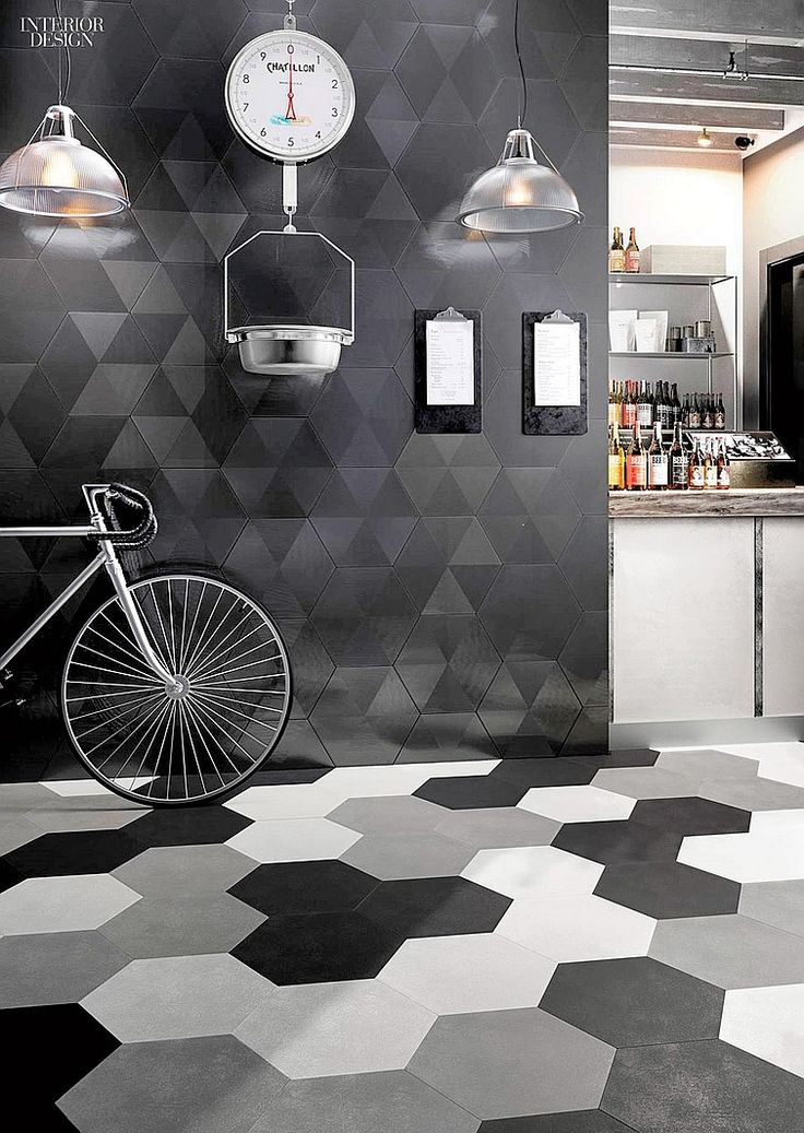7 Flooring Newcomers With Texture, Metallics And Graphics Galore