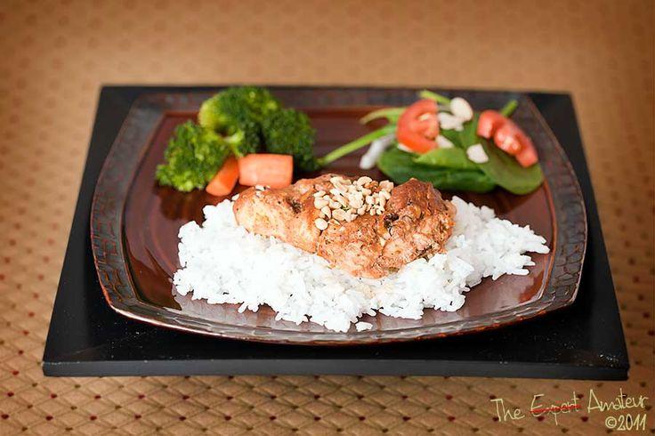 Thai Peanut ChickenPeanut Chicken, Peanut Butter, Thai Peanut