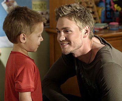 Jamie and Lucas Scott
